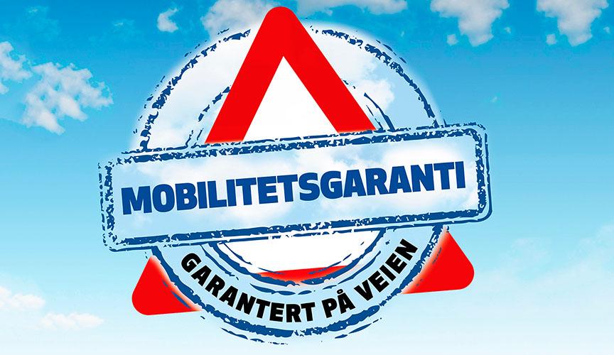 Mobilitetsgaranti - behold garantien